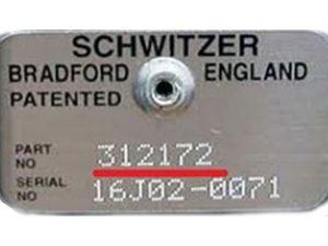 schwitzer turbo azonositasa